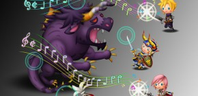 Theatrhythm Final Fantasy Official Trailer