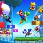 E3 2012: New Super Mario Bros. U First Look