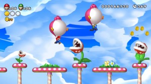 New Super Mario Bros Wii U 004