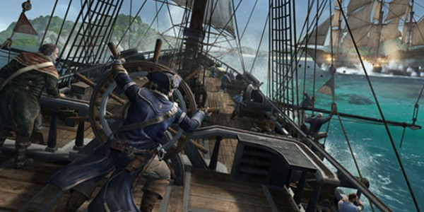 Assassin's Creed III: Naval Warfare
