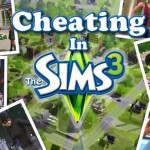 Cheating in Sims 3