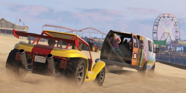 Rockstar Announces Grand Theft Auto Online Updates: Stimulus, Beach Bum DLC, and...