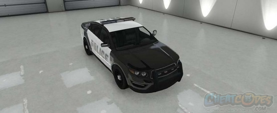 Vapid Police Cruiser 2