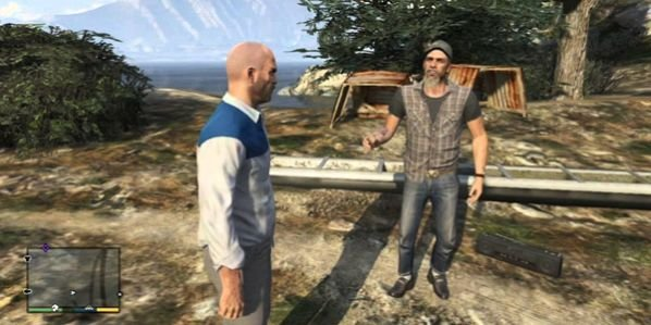 Tapdancing Hillbilly GTA 5 Easter Egg