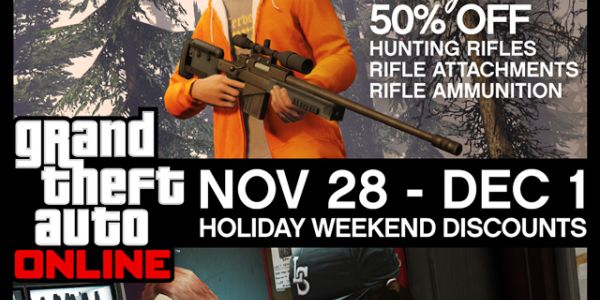 Turkey Shoot and Black Friday Discounts